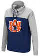 "Auburn Tigers Women's NCAA ""Talk the Talk"" Funnel Neck Sweatshirt"