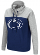 "Penn State Nittany Lions Women's NCAA ""Talk the Talk"" Funnel Neck Sweatshirt"