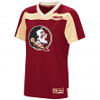 "Florida State Seminoles Women's NCAA ""My Agent"" Fashion Football Jersey"