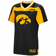 "Iowa Hawkeyes Women's NCAA ""My Agent"" Fashion Football Jersey"