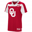 "Oklahoma Sooners Women's NCAA ""My Agent"" Fashion Football Jersey"