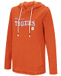 "Clemson Tigers Women's NCAA ""The Journey"" Burnout Pullover Hooded Sweatshirt"