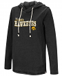 "Iowa Hawkeyes Women's NCAA ""The Journey"" Burnout Pullover Hooded Sweatshirt"