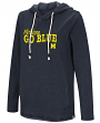 Michigan Wolverines Women's NCAA The Journey Burnout Pullover Hooded Sweatshirt