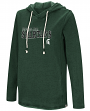 "Michigan State Spartans Women's NCAA ""The Journey"" Burnout Hooded Sweatshirt"