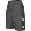 """Michigan State Spartans Youth NCAA """"Summertime"""" Performance Training Shorts"""