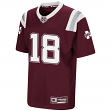 "Mississippi State Bulldogs NCAA ""Double Reverse Play "" Youth Football Jersey"