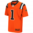 "Oklahoma State Cowboys NCAA ""Double Reverse Play "" Youth Football Jersey"
