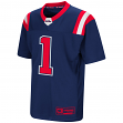 "Mississippi Ole Miss Rebels NCAA ""Double Reverse Play "" Youth Football Jersey"