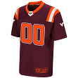 "Virginia Tech Hokies NCAA ""Double Reverse Play "" Youth Football Jersey"