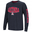 "Arizona Wildcats NCAA ""Touchdown"" Youth Dual Blend Long Sleeve T-Shirt"