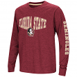 "Florida State Seminoles NCAA ""Touchdown"" Youth Dual Blend Long Sleeve T-Shirt"