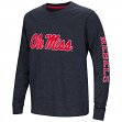 "Mississippi Ole Miss Rebels NCAA ""Touchdown"" Youth Dual Blend L/S T-Shirt"