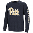 "Pittsburgh Panthers NCAA ""Touchdown"" Youth Dual Blend Long Sleeve T-Shirt"