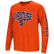 "Syracuse Orange NCAA ""Touchdown"" Youth Dual Blend Long Sleeve T-Shirt"