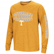"Tennessee Volunteers NCAA ""Touchdown"" Youth Dual Blend Long Sleeve T-Shirt"