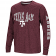 "Texas A&M Aggies NCAA ""Touchdown"" Youth Dual Blend Long Sleeve T-Shirt"