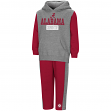 "Alabama Crimson Tide NCAA Toddler ""Teamwork"" Fleece Hoodie and Pants Set"