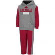 "Arkansas Razorbacks NCAA Toddler ""Teamwork"" Fleece Hoodie and Pants Set"