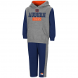 "Auburn Tigers NCAA Toddler ""Teamwork"" Fleece Hoodie and Pants Set"