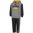 "Iowa Hawkeyes NCAA Toddler ""Teamwork"" Fleece Hoodie and Pants Set"
