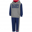 "Mississippi Ole Miss Rebels NCAA Toddler ""Teamwork"" Fleece Hoodie and Pants Set"