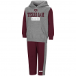 "Texas A&M Aggies NCAA Toddler ""Teamwork"" Fleece Hoodie and Pants Set"