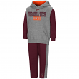 "Virginia Tech Hokies NCAA Toddler ""Teamwork"" Fleece Hoodie and Pants Set"