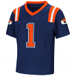 "Auburn Tigers NCAA ""Double Reverse Play "" Toddler Football Jersey"