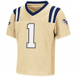"Georgia Tech Yellowjackets NCAA ""Double Reverse Play "" Toddler Football Jersey"