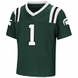 "Michigan State Spartans NCAA ""Double Reverse Play "" Toddler Football Jersey"