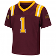 "Minnesota Golden Gophers NCAA ""Double Reverse Play "" Toddler Football Jersey"