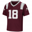 """Mississippi State Bulldogs NCAA """"Double Reverse Play """" Toddler Football Jersey"""
