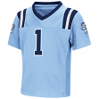 "North Carolina Tarheels NCAA ""Double Reverse Play "" Toddler Football Jersey"