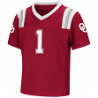 "Oklahoma Sooners NCAA ""Double Reverse Play "" Toddler Football Jersey"