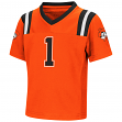 "Oklahoma State Cowboys NCAA ""Double Reverse Play "" Toddler Football Jersey"