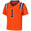 "Syracuse Orange NCAA ""Double Reverse Play "" Toddler Football Jersey"