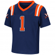 "Virginia Cavaliers NCAA ""Double Reverse Play "" Toddler Football Jersey"