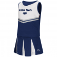 "Penn State Nittany Lions NCAA Toddler ""Pom Pom"" 2 Piece Set Cheerleader Outfit"