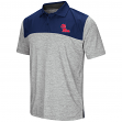 "Mississippi Ole Miss Rebels ""Clear Sailing"" Men's Performance Woven Polo Shirt"