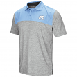 "North Carolina Tarheels NCAA ""Clear Sailing"" Men's Performance Woven Polo Shirt"