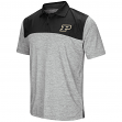 "Purdue Boilermakers NCAA ""Clear Sailing"" Men's Performance Woven Polo Shirt"