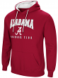 "Alabama Crimson Tide NCAA ""Playbook"" Pullover Hooded Men's Sweatshirt - Red"