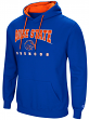 "Boise State Broncos NCAA ""Playbook"" Pullover Hooded Men's Sweatshirt - Blue"