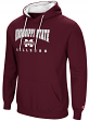 Mississippi State Bulldogs NCAA Playbook Pullover Hooded Men's Maroon Sweatshirt
