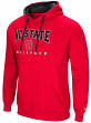 North Carolina State Wolfpack NCAA Playbook Pullover Hooded Men's Red Sweatshirt