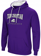 "TCU Horned Frogs NCAA ""Playbook"" Pullover Hooded Men's Sweatshirt - Purple"