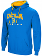 "UCLA Bruins NCAA ""Playbook"" Pullover Hooded Men's Sweatshirt - Blue"