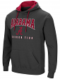 "Alabama Crimson Tide NCAA ""Playbook"" Pullover Hooded Men's Sweatshirt - Charcoal"