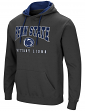 Penn State Nittany Lions NCAA Playbook Pullover Hooded Men's Charcoal Sweatshirt